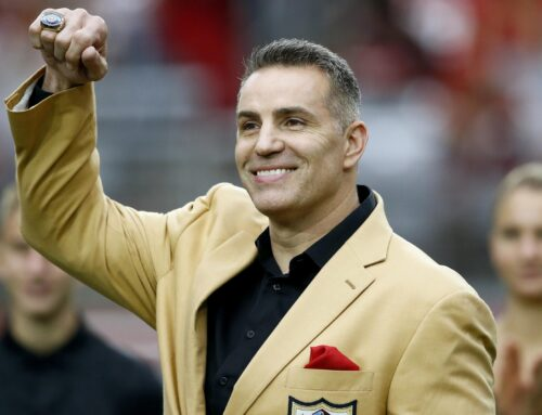 'The Kurt Warner Story: The Stuff That Dreams – And Movies – Are Made Of!'