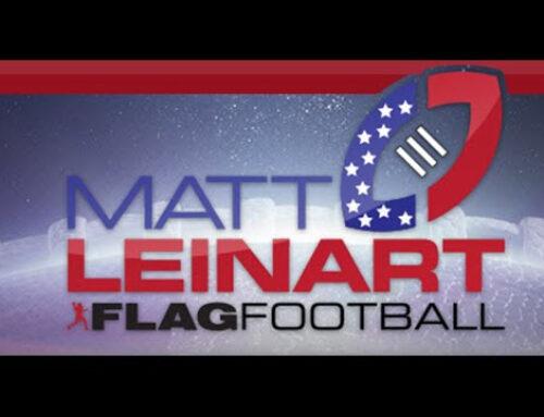 Matt Leinert's Legacy: From Heisman Trophy to All-Girls High School Flag Football League