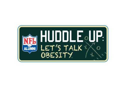 """""""Huddle Up: Let's Talk Obesity"""" Kicks-Off New Season to Encourage Men to Open Up About Excess Weight and Health"""